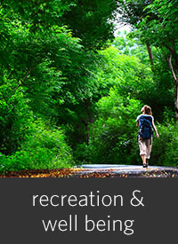 Recreation and Well Being